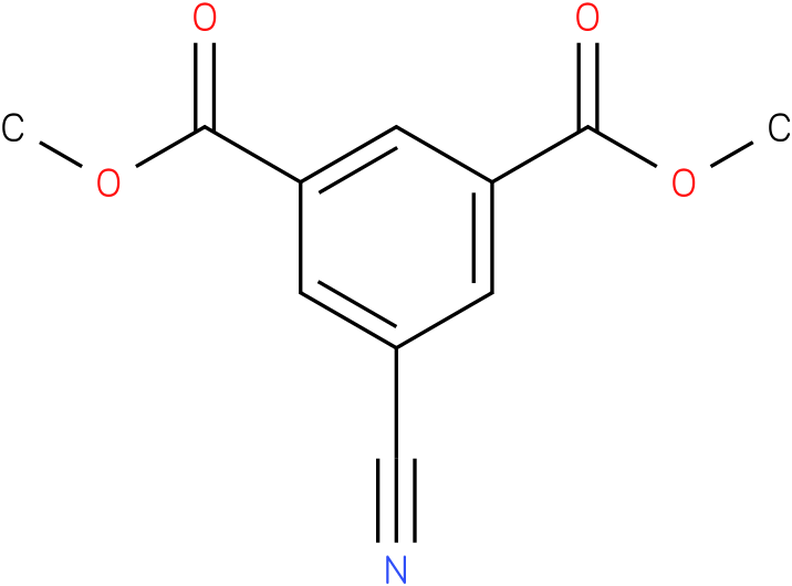 dimethyl 5-cyanobenzene-1,3-dioate