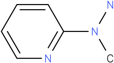 1-methyl-1-(pyridin-2-yl)hydrazine