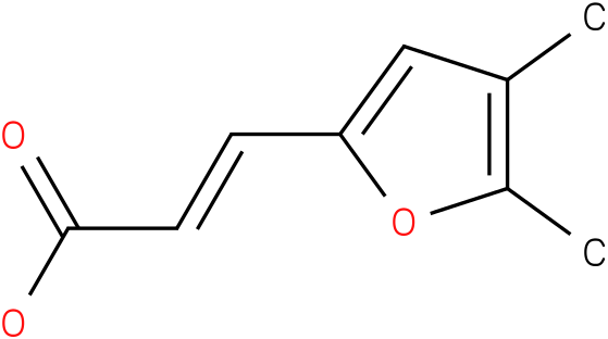 (E)-3-(4,5-dimethylfuran-2-yl)acrylic acid