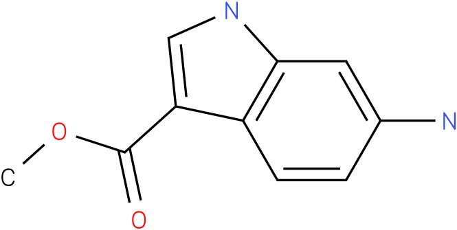 methyl 6-amino-1H-indole-3-carboxylate