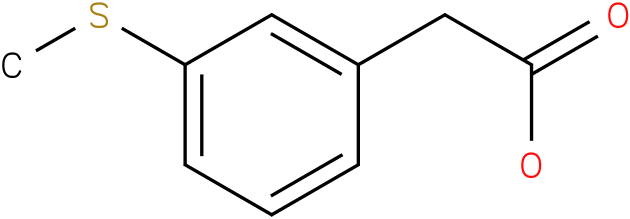 3-(METHYLTHIO)PHENYLACETIC ACID