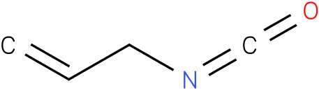 Allyl isocyanate