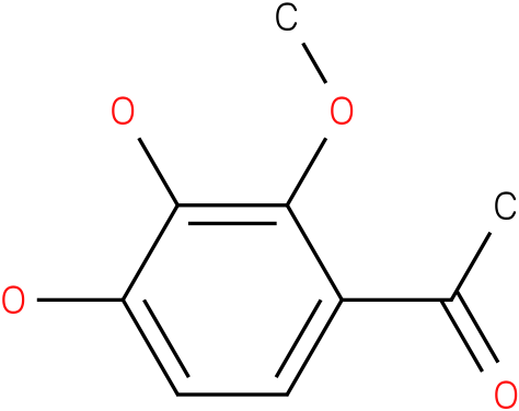 1-(3,4-dihydroxy-2-methoxyphenyl)ethanone