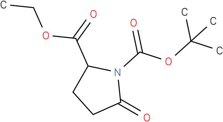 N-Boc-L-pyroglutamic acid ethyl ester