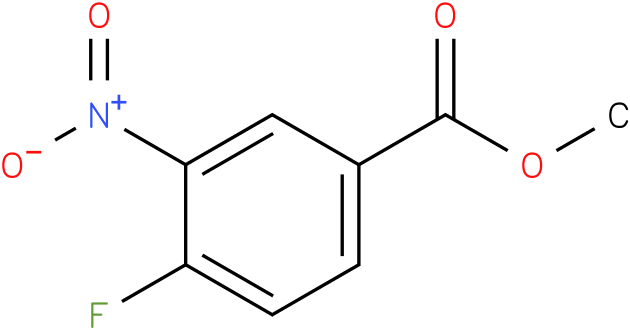 METHYL 4-FLUORO-3-NITROBENZOATE