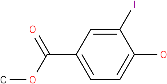 METHYL 4-HYDROXY-3-IODOBENZOATE