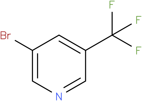 3-Bromo-5-(trifluoromethyl)pyridine