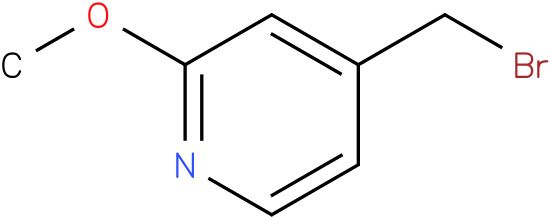 4-Bromomethyl-2-methoxypyridine