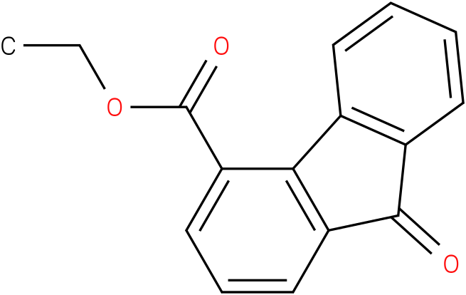 ethyl 9-oxo-9H-fluorene-4-carboxylate