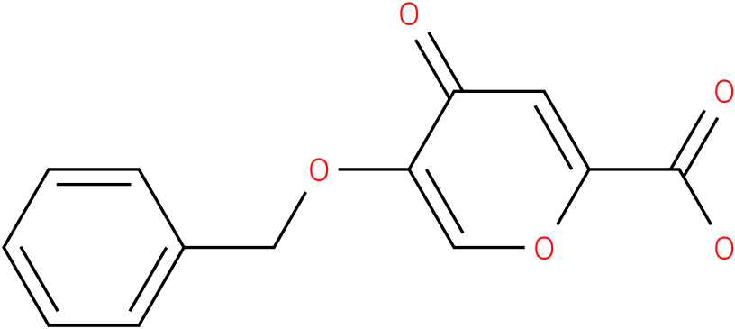 5-(BENZYLOXY)-4-OXO-4H-PYRAN-2-CARBOXYLIC ACID