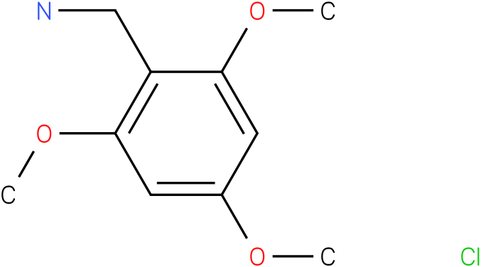 2,4,6-Trimethoxybenzylamine hydrochloride