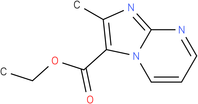 ETHYL 2-METHYL-IMIDAZO[1,2-A]PYRIMIDINE 3-CARBOXYLATE