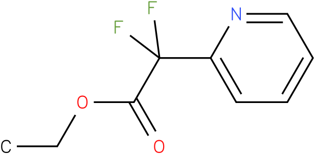 ETHYL 2,2-DIFLUORO-2-(2-PYRIDYL)ACETATE