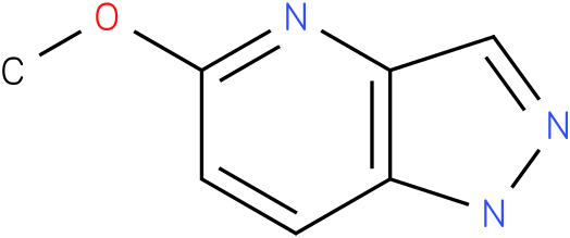 5-METHOXY-1H-PYRAZOLO[4,3-B]PYRIDINE