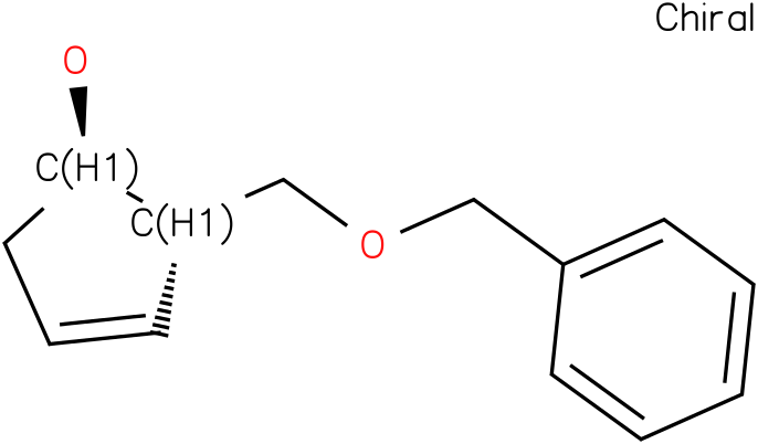 (1R,2S)-2-[(Phenylmethoxy)methyl]-3-cyclopenten-1-ol