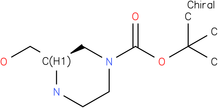 (R)-3-HYDROXYMETHYL-PIPERAZINE-1-CARBOXYLIC ACID TERT-BUTYL ESTER