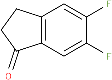 5,6-DIFLUOROINDAN-1-ONE