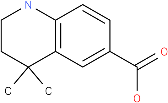 4,4-DIMETHYL-1,2,3,4-TETRAHYDROQUINOLINE-6-CARBOXYLIC ACID