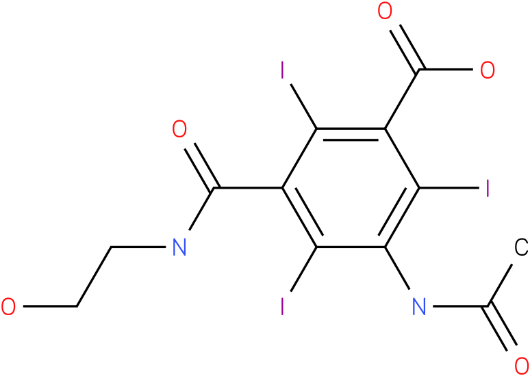 IOXITALAMIC ACID