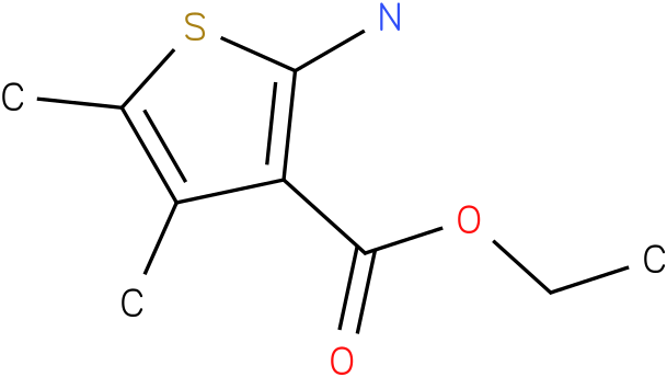 ETHYL 2-AMINO-4,5-DIMETHYLTHIOPHENE-3-CARBOXYLATE