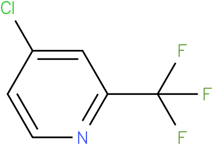2-TRIFLUOROMETHYL-4-CHLOROPYRIDINE