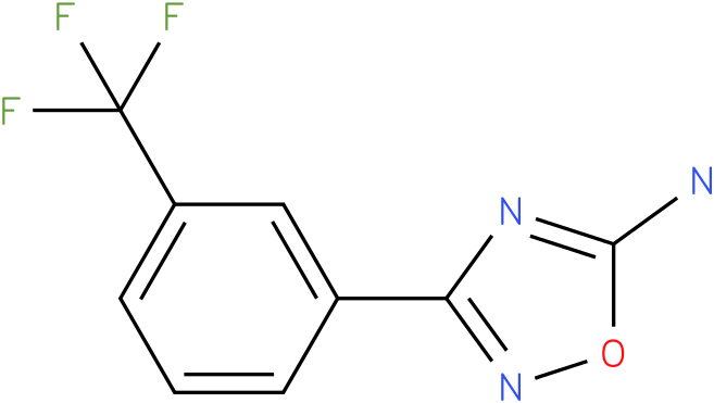 3-[3-(TRIFLUOROMETHYL)PHENYL]-1,2,4-OXADIAZOL-5-YLAMINE