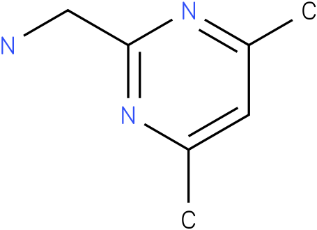 (4,6-dimethylpyrimidin-2-yl)methanamine