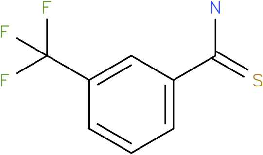 3-(TRIFLUOROMETHYL)THIOBENZAMIDE