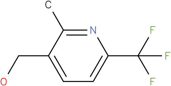 2-METHYL-6-(TRIFLUOROMETHYL)PYRIDINE-3-METHANOL
