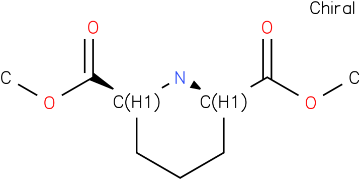 CIS-dimethyl piperidine-2,6-dicarboxylate