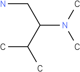 N2,N2,3-trimethyl-butane-1,2-diamine