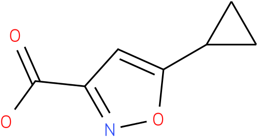 5-Cyclopropyl-isoxazole-3-carboxylic acid