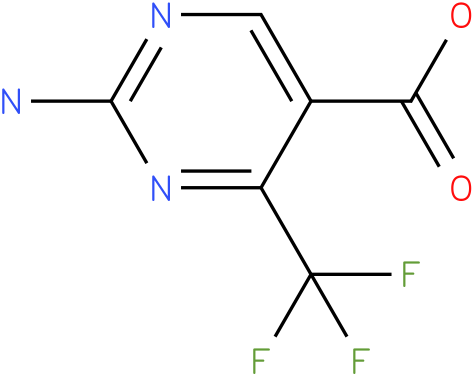 2-Amino-4-trifluoromethyl-pyrimidine-5-carboxylic acid