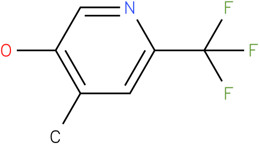 4-Methyl-6-trifluoromethyl-pyridin-3-ol