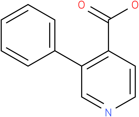 3-Phenylpyridine-4-carboxylic acid