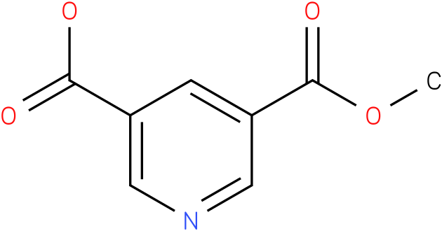 Pyridine-3,5-dicarboxylic acid monomethyl ester