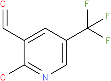 2-Hydroxy-5-trifluoromethyl-pyridine-3-carbaldehyde