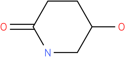 5-hydroxy-2-piperidone