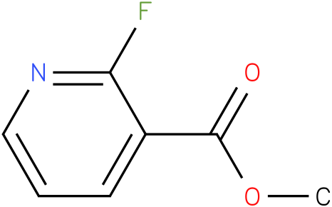 2-Fluoronicotinic acid methyl ester