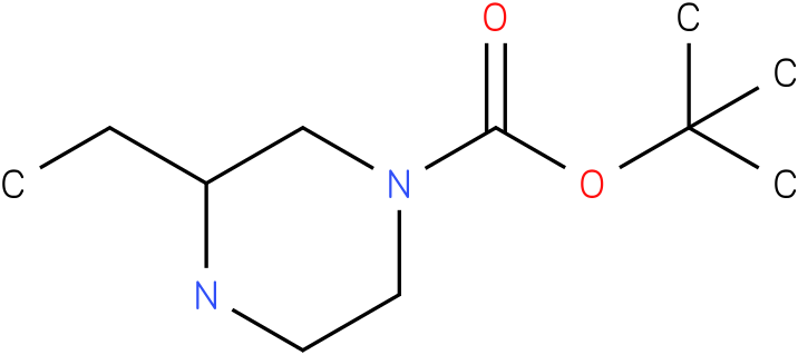 N-1-Boc-3-ethyl-piperazine
