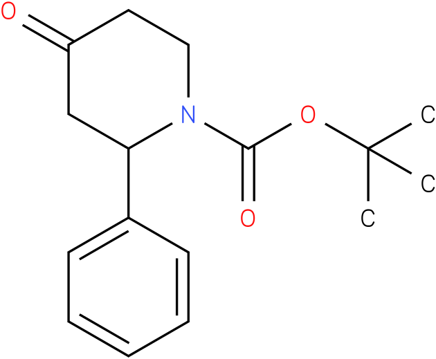 1-Boc-2-phenyl-piperidin-4-one