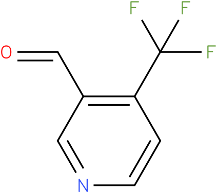4-Trifluoromethyl-pyridine-3-carbaldehyde
