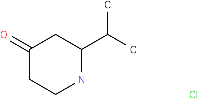 2-isoPropyl-piperidin-4-one hydrochloride