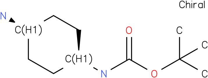 1-N-Boc-cis-1,4-cyclohexyldiamine