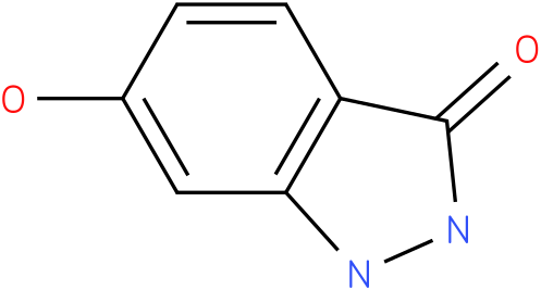 3H-INDAZOL-3-ONE,1,2-DIHYDRO-6-HYDROXY
