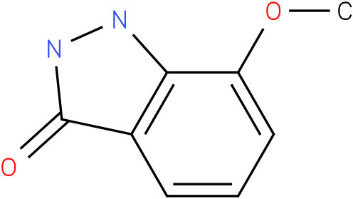 3H-INDAZOL-3-ONE,1,2-DIHYDRO-7-METHOXY