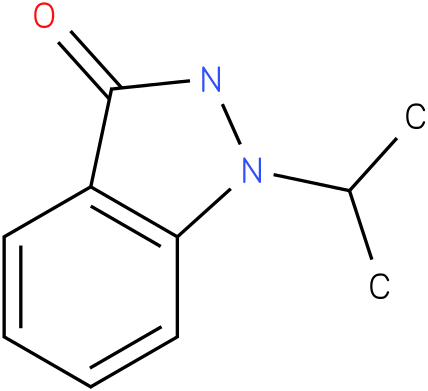 3H-INDAZOL-3-ONE,1,2-DIHYDRO-1-(1-METHYLETHYL)-