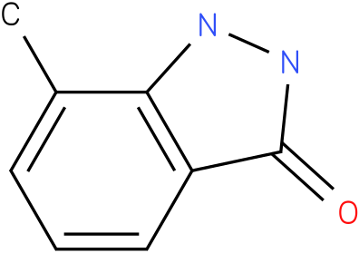 3H-INDAZOL-3-ONE,1,2-DIHYDRO-7-METHYL-