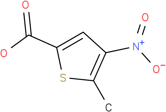 2-Methyl-3-nitrothiophene-5-carboxylic Acid
