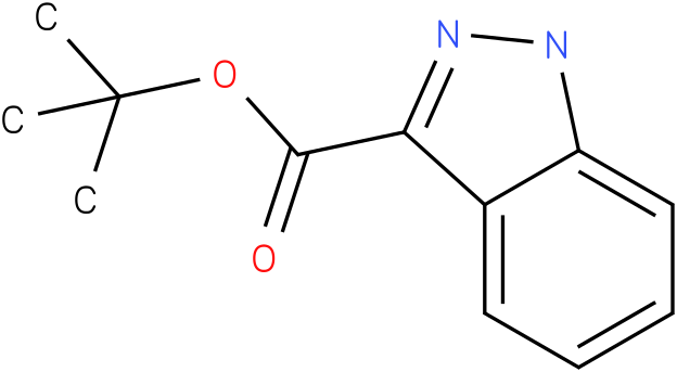 1H-INDAZOLE-3-CARBOXYLIC ACID,1,1-DIMETHYLETHYL ESTER